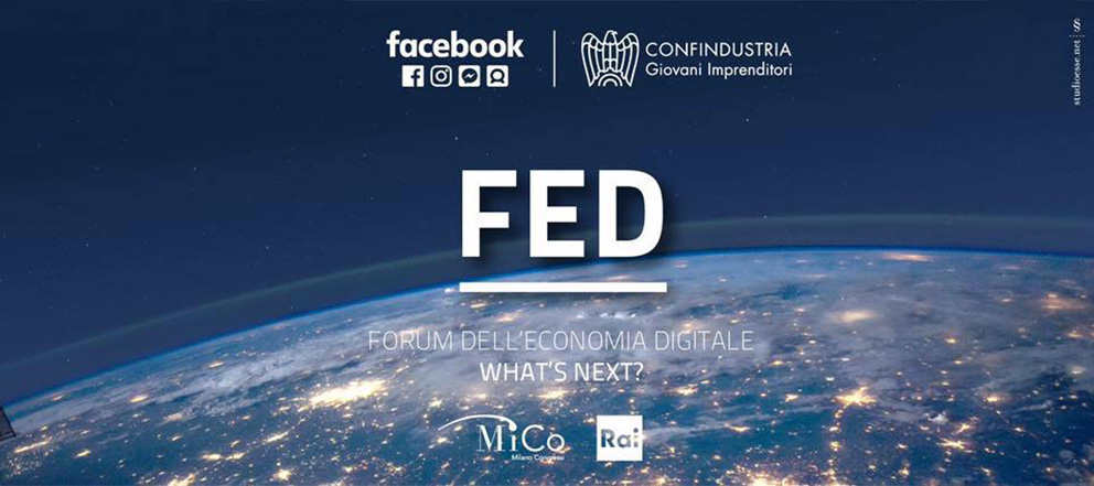 FED 2016 – Forum dell'Economia Digitale