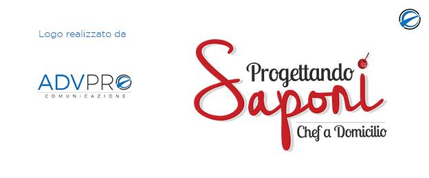 Creazione Logo ADVPRO - Progettando i Sapori