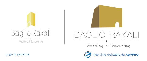 Restyling logo baglio rakali ADVPRO